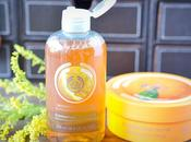 Beauty Fave: Body Shop Satsuma Shower Butter