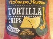 Today's Review: Tesco Habanero Flavour Tortilla Chips