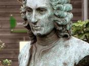 Bust Carl Linnaeus, Words Artist Lucie Geffré