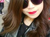 Girl Wears Sunglasses