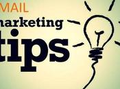 Email Marketing Tips Promote Business