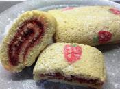 Super Strawberry Swiss Roll
