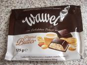 Wawel Peanut Butter Carré Gianduja Milk Chocolate Review