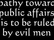 Message Apathetic Christians Conservatives