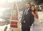 California Destination Wedding Style Photo Shoot: Laguna Beach