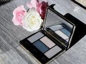 REVIEW SWATCHES Guerlain Ecrin Couleurs Eyeshadow Palette Gris