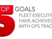 Goals Fleet Executives Have Achieved with Tracking