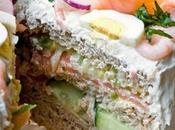 Savoury Sandwich Cake Recipes
