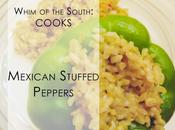 Whim South Cooks: Mexican Stuffed Peppers