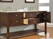 Bathroom Vanities Made with Dovetail Drawers