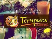 Eat's Date: Tempura Japanese Grill Alabang, Muntinlupa City